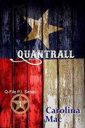 bargain ebooks Quantrall Romantic Suspense Action/Adventure by Carolina Mac