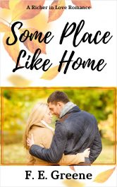 bargain ebooks Some Place Like Home Sweet Contemporary Romance by F. E. Green