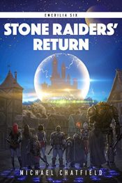 bargain ebooks Stone Raiders' Return (Emerilia Book 6) LitRPG Fantasy by Michael Chatfield