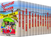 bargain ebooks Summer Snoops: Down Under Cozy Mystery by Judith Lucci