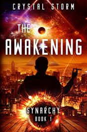 bargain ebooks The Awakening Science Fiction Adventure by Crystal Storm