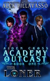 bargain ebooks The Loner Fantasy by Alex Villavasso