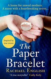 amazon bargain ebooks The Paper Bracelet Historical Fiction by Rachel English
