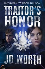 amazon bargain ebooks Traitor's Honor Science Fiction/Adventure by JD Worth