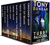 bargain ebooks Tubbypalooza: Nine Hard-Boiled Tubby Dubonnet Mysteries Mystery by Tony Dunbar