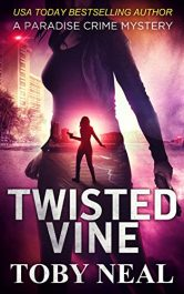 bargain ebooks Twisted Vine Mystery by Toby Neal