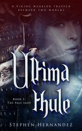 bargain ebooks Ultima Thule: The Pale Lady Viking Romance Fantasy by Stephen Hernandez