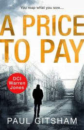 amazon bargain ebooks A Price to Pay Action Thriller by Paul Gitsham