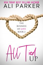 bargain ebooks All Tied Up Contemporary Romance by Ali Parker