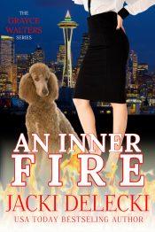 amazon bargain ebooks An Inner Fire Romantic Suspense Mystery by Jacki Delecki