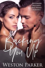 amazon bargain ebooks Backing You Up Contemporary Romance by Weston Parker