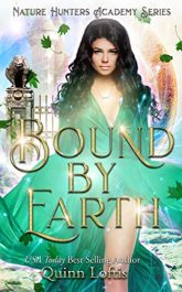 bargain ebooks Bound By Earth Young Adult/Teen by Quinn Loftis
