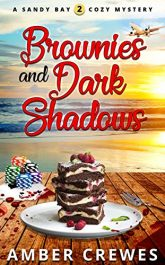 amazon bargain ebooks Brownies and Dark Shadows Young Adult/Teen by Amber Crewes