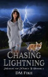 amazon bargain ebooks Chasing Lighting Urban Fantasy by DM Fike
