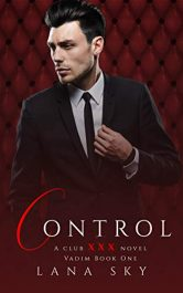 bargain ebooks Control Erotic Romance by Lana Sky