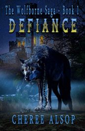 amazon bargain ebooks Defiance: The Wolfborne Saga Book 1 Young Adult/Teen by Cheree Alsop