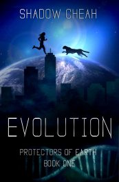amazon bargain ebooks Evolution (The Protectors of Earth Chronicles Book 1) Science Fiction by Shadow Cheah