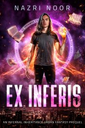 bargain ebooks Ex Inferis Urban Fantasy by Nazri Noor