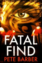 amazon bargain ebooks FATAL FIND Suspense Thriller by Pete Barber