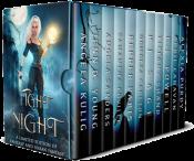 bargain ebooks Fight the Night Fantasy Anthology by Multiple Authors