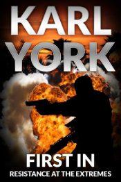 bargain ebooks First In Action Thriller by Karl York