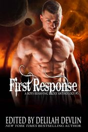 amazon bargain ebooks First Response: A Boys Behaving Badly Anthology Book 5 Erotic Romance by Multiple Authors