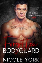 bargain ebooks Forgotten Bodyguard Romantic Suspense by Nicole York