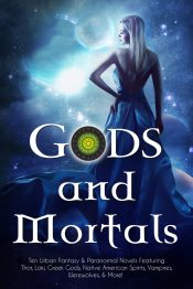 amazon bargain ebooks Gods and Mortals Paranormal Fantasy by Multiple Authors