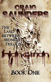 amazon bargain ebooks Hangman (The Land Between Midnight Trilogy Book 1) Horror by Craig Saunders