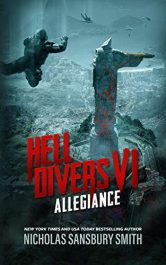amazon bargain ebooks Hell Divers VI Action Adventure by Nicholas Sansbury Smith