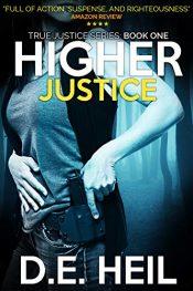 amazon bargain ebooks Higher Justice Suspense Thriller by D.E. Heil