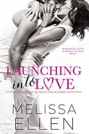 bargain ebooks Launching Into Love Contemporary Romance Collection by Melissa Ellen