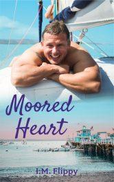 bargain ebooks Moored Heart LGBT Romance by IM Flippy