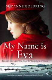 bargain ebooks My Name is Eva Historical Fiction by Suzanne Goldring