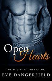 amazon bargain ebooks Open Hearts Erotic Romance by Eve Dangerfield