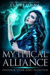 amazon bargain ebooks Phoenix Team One: Selected Paranormal Fantasy/Romance by Claire Luana