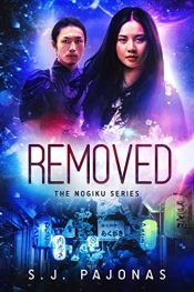 bargain ebooks Removed Science Fiction by S. J. Pajonas