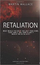 bargain ebooks Retaliation Dystopian Science Fiction by Martin Wallace