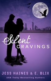bargain ebooks Silent Cravings Urban Fantasy / Paranormal Romance by Jess Haines