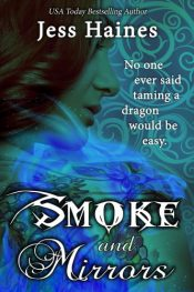 bargain ebooks Smoke and Mirrors: Blackhollow Academy Book 1 Young Adult Urban Fantasy / Paranormal Romance by Jess Haines