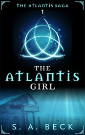 bargain ebooks The Atlantis Girl Young Adult/Teen by S.A. Beck