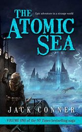 amazon bargain ebooks The Atomic Sea Steam Punk Science Fiction by Jack Conner