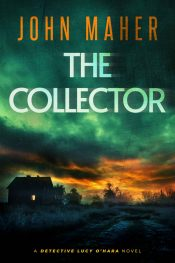 bargain ebooks The Collector Police Procedural Mystery by John Maher