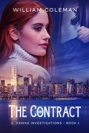 amazon bargain ebooks The Contract Mystery by William Coleman