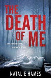bargain ebooks The Death Of Me Crime Thriller by Natalie Hames