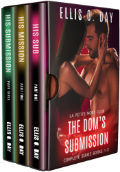 bargain ebooks The Dom's Submission (Books 1-3) Contemporary, Second Chance, Later in Life Erotic Romance by Ellis O. Day