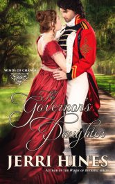 bargain ebooks The Governor's Daughter Historical Romance by Jerri Hines