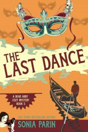 bargain ebooks The Last Dance Cozy Mystery by Sonia Parin