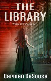 amazon bargain ebooks The Library Supernatural Suspense Mystery by Carmen DeSousa