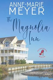 bargain ebooks The Magnolia Inn: A Sweet, Small Town Story (The Red Stiletto Book Club Series 1) Romance by Anne-Marie Meyer
